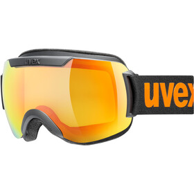 UVEX Downhill 2000 CV Masque, black mat/colorvision orange storm